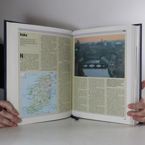 antikvární kniha Všechno o Zemi. Místopisný průvodce světem, 2000