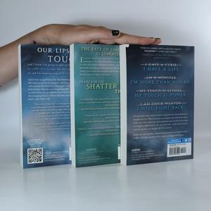 antikvární kniha Shatter Me. Unravel Me. Ignite Me. (box, komplet, 3 svazky), 2012 - 2015