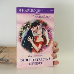 náhled knihy - Dlouho ztracená nevěsta