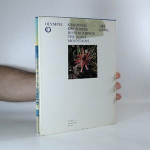 antikvární kniha Krkonoše, 1977