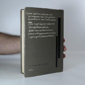 antikvární kniha Kámen a bolest, 1964