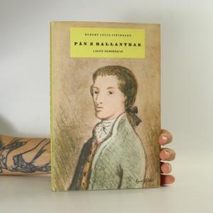 náhled knihy - Pán z Ballantrae