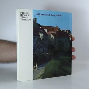 antikvární kniha Praha v 88 barevných fotografiích, 1974