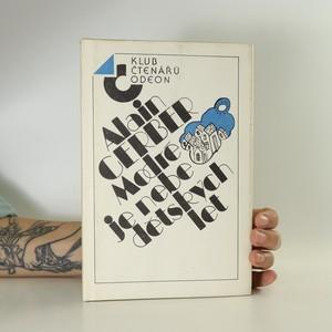 náhled knihy - Modré je nebe dětských let