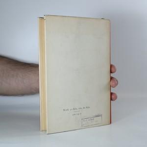 antikvární kniha Život proti smrti, 1953