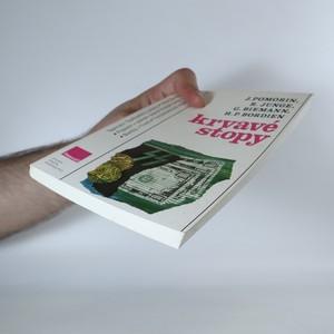 antikvární kniha Krvavé stopy. Druhý vzestup SS, 1988