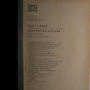 antikvární kniha Atentát na Hitlera. Stauffenberg a 20. červenec 1944, neuveden