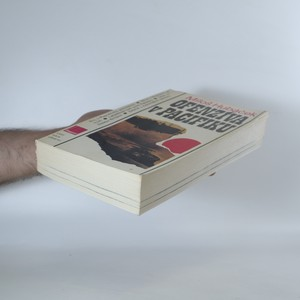 antikvární kniha Ofenzíva v Pacifiku, 1987