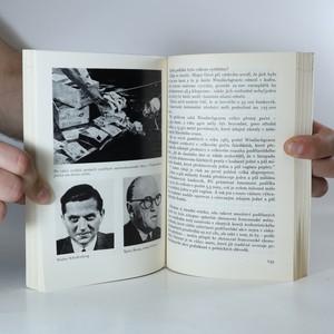 antikvární kniha Nenávistní penězokazi, 1981