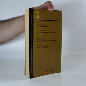 antikvární kniha Balzac, 1964