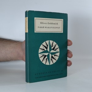 náhled knihy - Farář wakefieldský