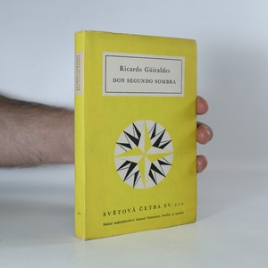 náhled knihy - Don Segundo Sombra