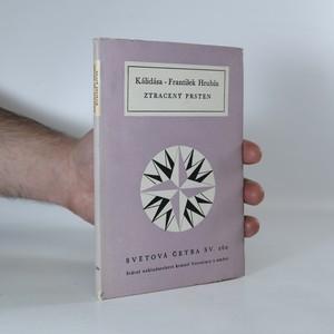 náhled knihy - Ztracený prsten. (Šakuntalá)