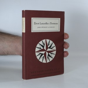 náhled knihy - Život Lazarilla z Tormesu. Jeho příhody a nehody