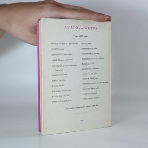 antikvární kniha Pohádka o 'Alá'addínovi a kouzelné lampě, 1961