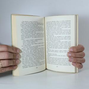 antikvární kniha Panna a cikán, 1966