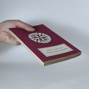 antikvární kniha Poslední báseň, 1961