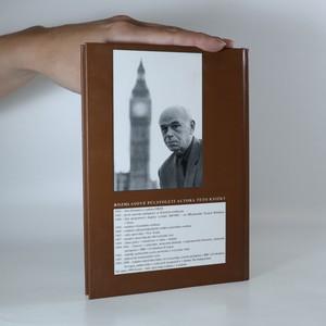 antikvární kniha Moje Británie. Příběhy, fejetony a poznámky z let 1990-1992, 1996