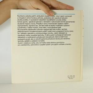 antikvární kniha Sjezdové lyžování, 1984