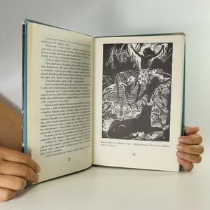 antikvární kniha Knihy džunglí  , 1972