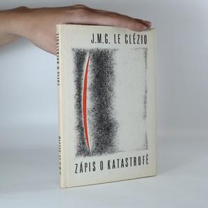 náhled knihy - Zápis o katastrofě