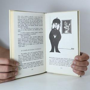 antikvární kniha Chvilky s Janem Zrzavým, 1978