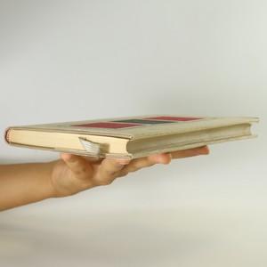 antikvární kniha Vítězný pád, 1954