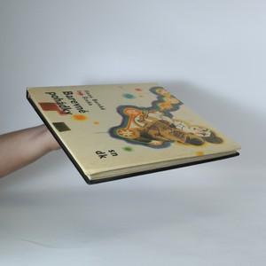 antikvární kniha Barevné pohádky, 1967