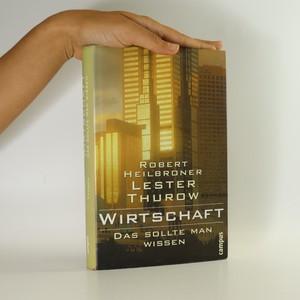 náhled knihy - Wirtschaft