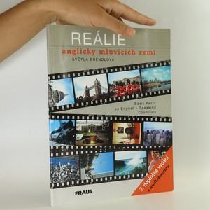 náhled knihy - Reálie anglicky mluvících zemí