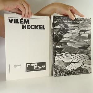 antikvární kniha Vilém Heckel. Profily z prací mistrů československé fotografie (obsahuje 16 z 18 foto reprodukcí), 1981