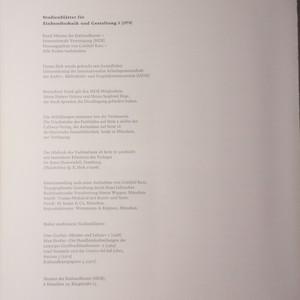 antikvární kniha Einführung in die Einbandbestimmung, neuveden