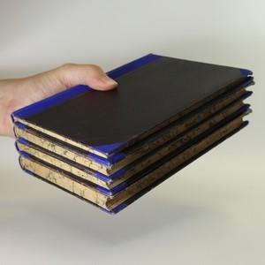 antikvární kniha Sebrané spisy Karoliny Světlé (4 svazky, viz foto), 1899-1900