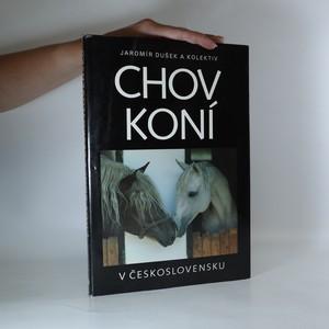 náhled knihy - Chov koní v Československu