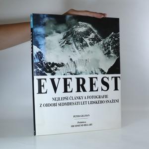náhled knihy - Everest. Nejlepší články a fotografie z období sedmdesáti let lidského snažení
