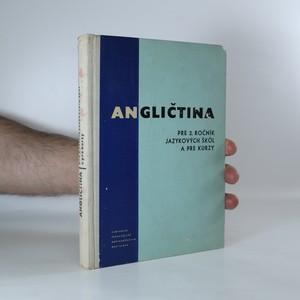 náhled knihy - Angličtina pre 2. ročník jazykových škôl a pre kurzy
