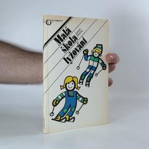 náhled knihy - Malá škola lyžování