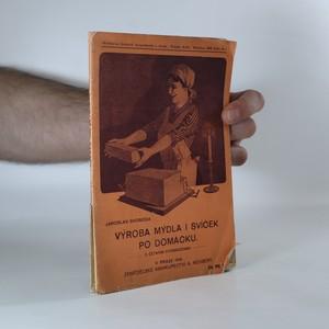 náhled knihy - Výroba mýdla i svíček po domácku