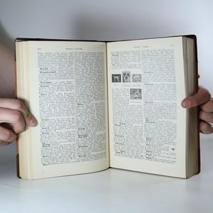 antikvární kniha Malý Ottův slovník naučný. Dvoudílný. Příruční kniha obecných vědomostí. (2 svazky), 1905 - 1906