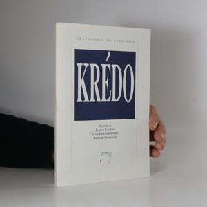 náhled knihy - Krédo