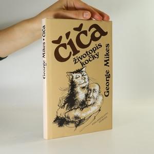 náhled knihy - Číča životopis kočky