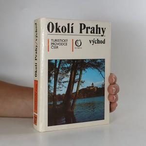 náhled knihy - Okolí Prahy. Východ