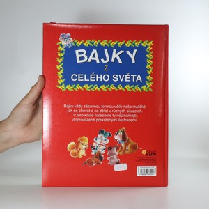 antikvární kniha Bajky z celého světa, neuveden