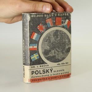 náhled knihy - Polsko-český a česko-polský kapesní slovník