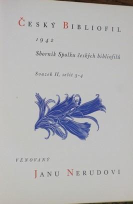 náhled knihy - Bibliografie života a díla Jana Nerudy : Bibliografická studie