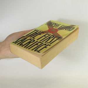 antikvární kniha The First Sacrifice, 1995