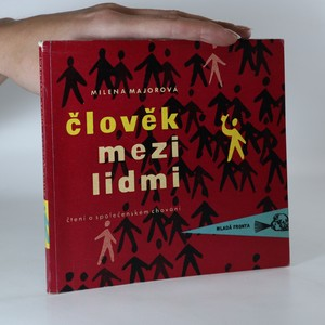 náhled knihy - Člověk mezi lidmi- Čtení o společenském chování