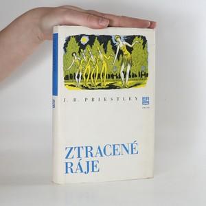 náhled knihy - Ztracené ráje