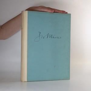 náhled knihy - Josef Mánes. Živý pramen národní tradice