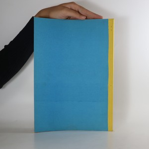 antikvární kniha Anglická literatura v českých překladech, 1968